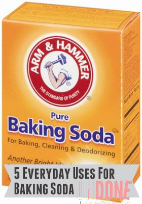 UNDONE: 5 Everyday Uses For Baking Soda