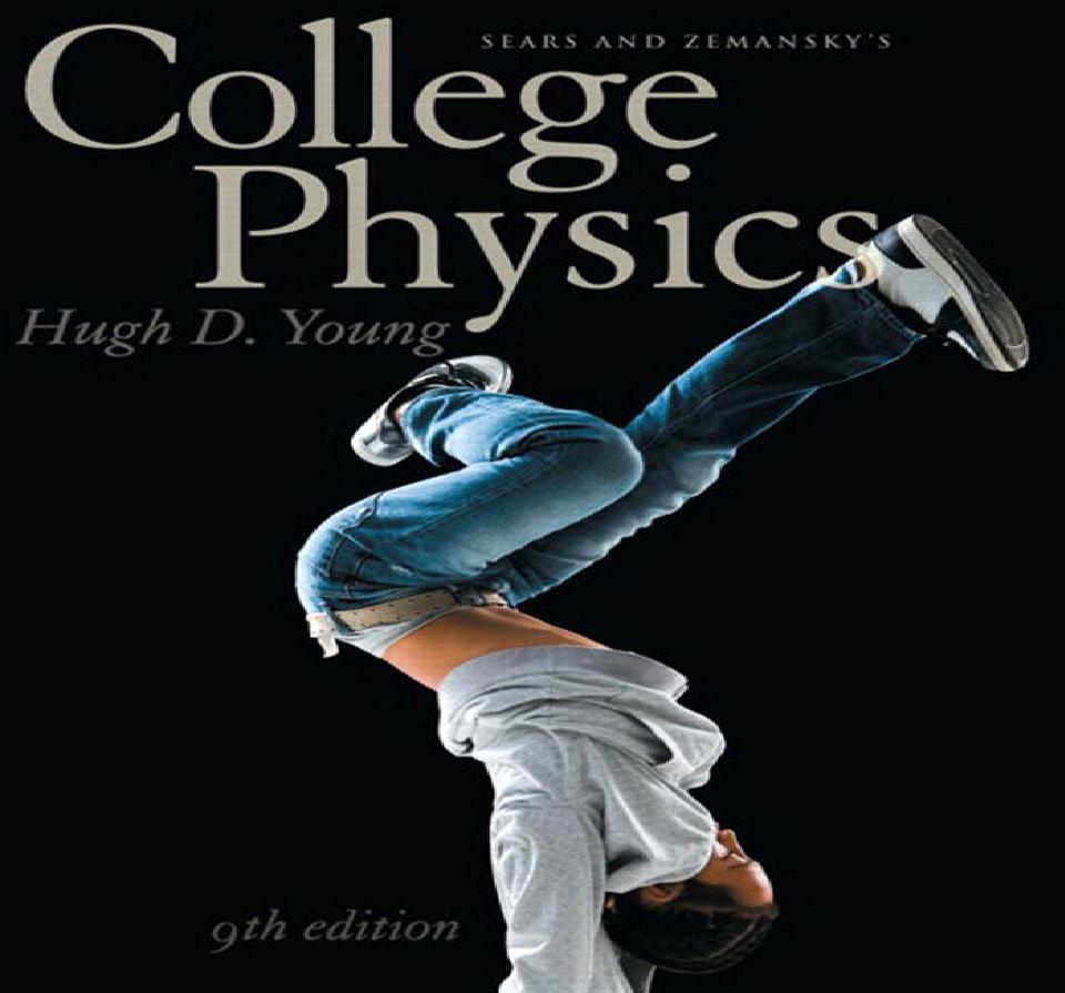 college physics An inside look at the research conducted by students enrolled in the ithaca college physics and astronomy program research opportunities are available to students as.