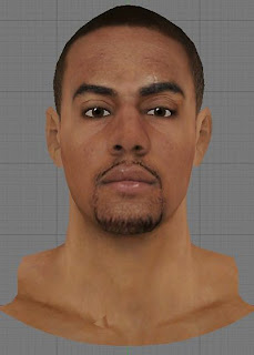 NBA 2K13 Arron Afflalo Cyberface Patch