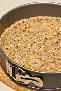 Cheesecake sa borovnicama - priprema