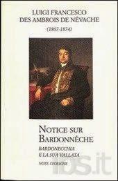 Des Ambrois. Notice sur Bardonneche