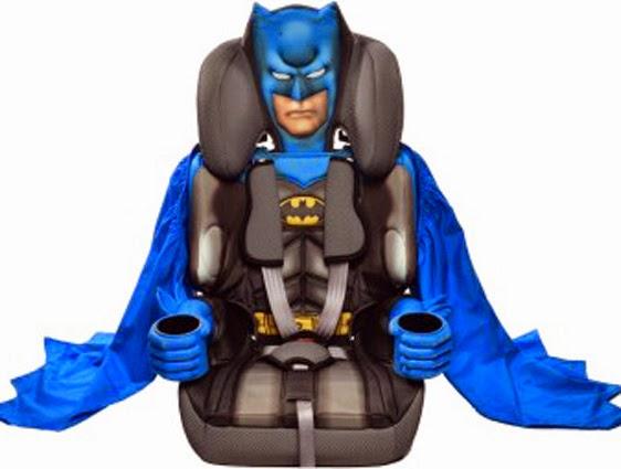 Batman seat covers