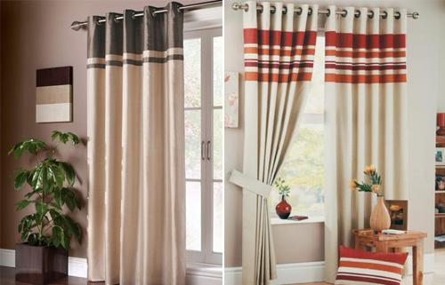 Tipos de telas de cortinas para el cuarto de ba o - Telas para cortinas ...