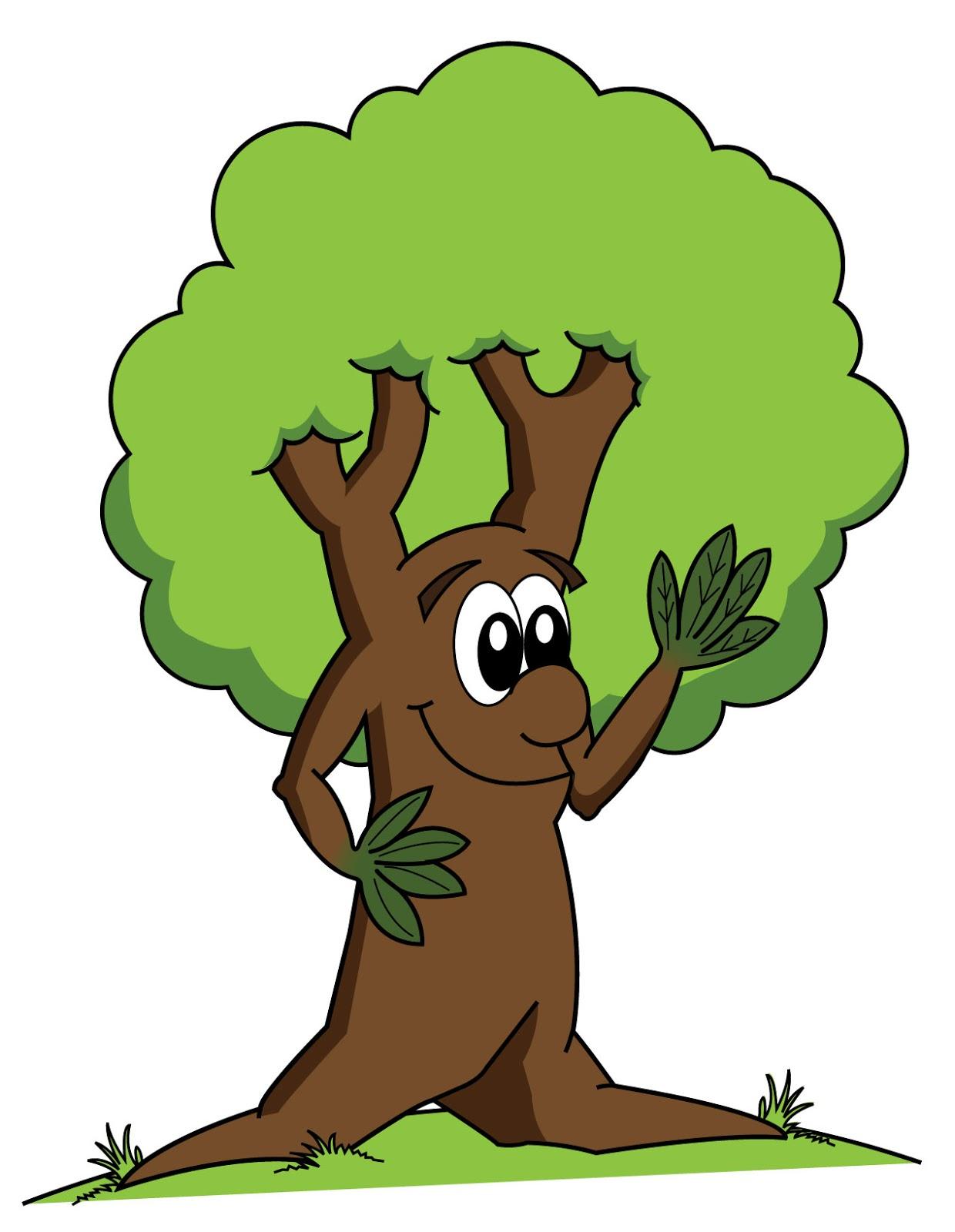Menta m s chocolate recursos y actividades para for Arboles de hoja perenne para ninos