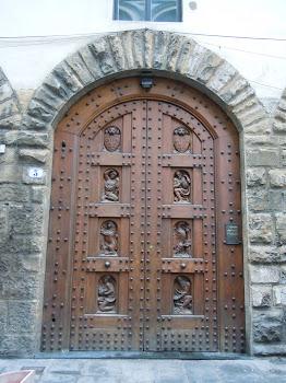 Una altra porta italiana amb història