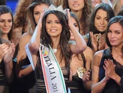 Stefania Bivone Miss Italia 2014