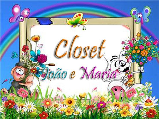 Closet João e Maria