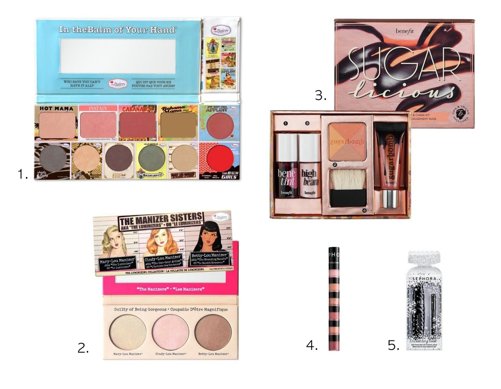 Prezentowe last minute: 5 ciekawych makijażowych zestawów, które kupisz w sklepie stacjonarnym