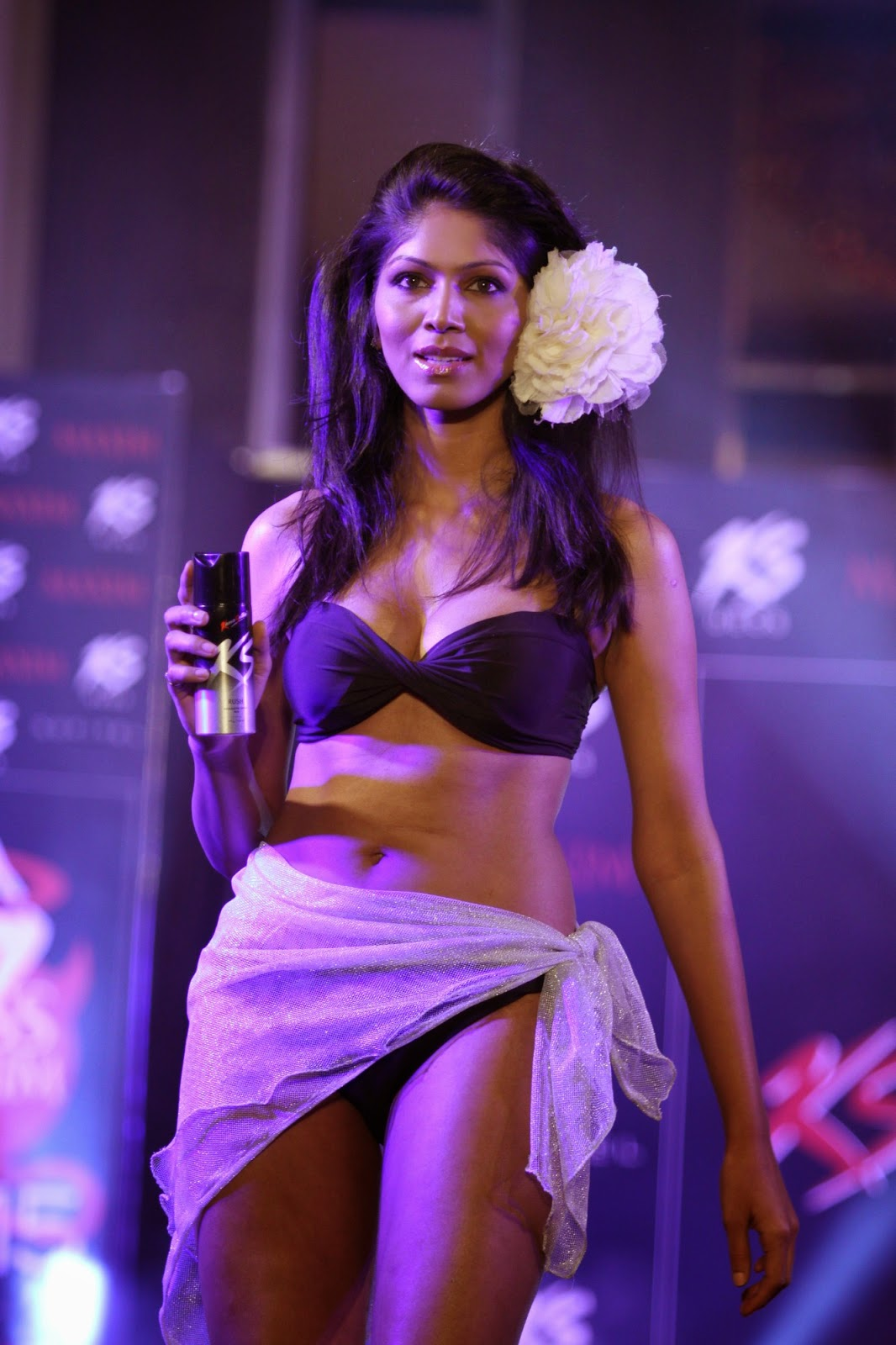 Models Ramp Walk at Grand Finale of Kama Sutra Miss Maxim 2015
