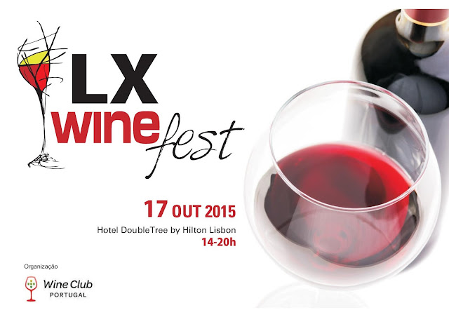 Divulgação: Lx Wine Fest 2015 - Novas experiências vínicas chegam à cidade de Lisboa - reservarecomendada.blogspot.pt