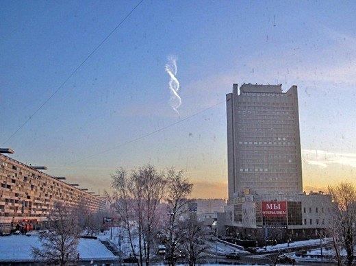 nube espiral