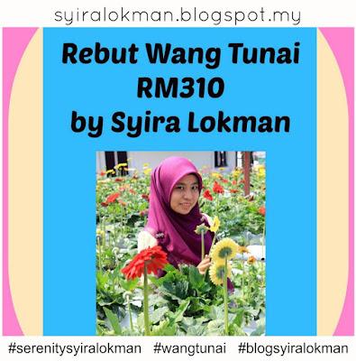 http://www.nurfuzie.com/2015/10/rebut-wang-tunai-rm310-by-syira-lokman.html