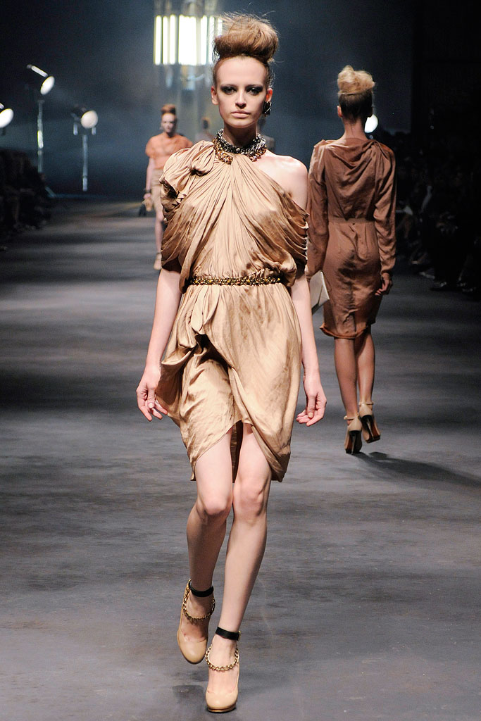 via fashioned by love | Lanvin Spring/Summer 2010