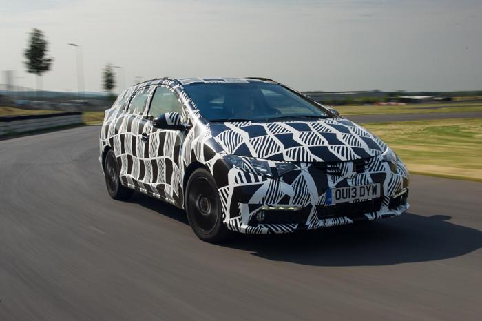 El Honda Civic Tourer contará con Sistema de Suspensión Adaptativa