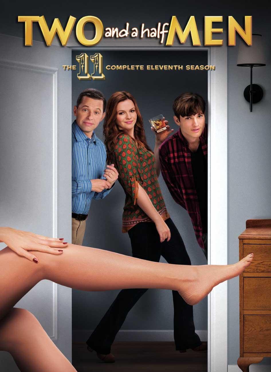Dois Homens e Meio 11ª Temporada Torrent - Blu-ray Rip 720p Dual Áudio (2014)