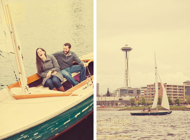 seattle center for wooden boats