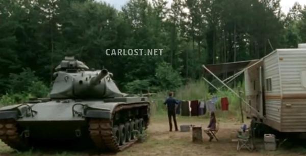 """The Walking Dead 4x07 """"Dead Weight"""" Promos, Sneek Peeks y Spoilers Spoiler-The-Walking-Dead-4x07-Tanque-Gobernador"""