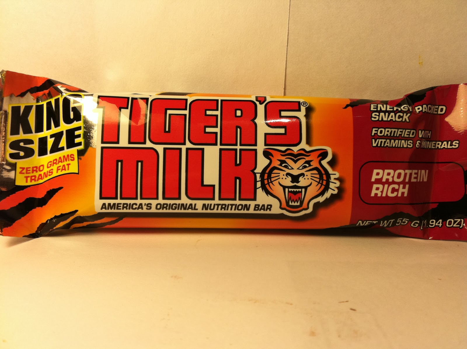 Tiger milk bar