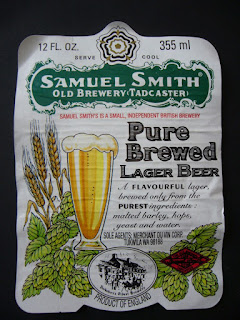english beer Samuel Smith Old Brewery