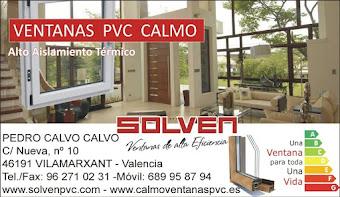 VENTANAS PVC CALMO