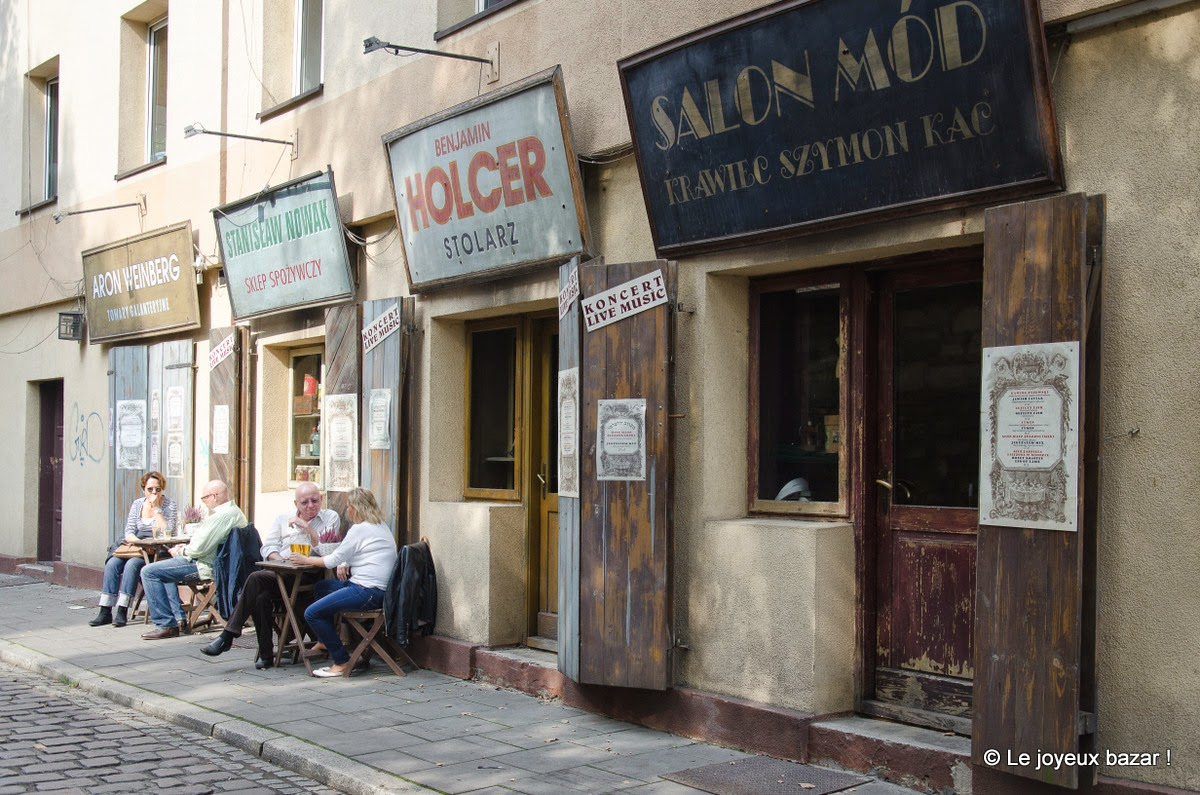 Cracovie - Kazimierz