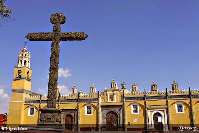 Conjuntos conventuales Huejotzingo y Cholula, Puebla