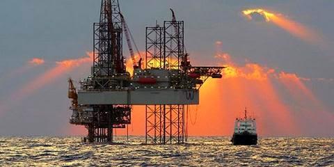Anjungan minyak blok mahakam