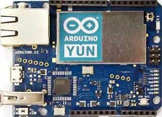 Arduino Yún Front