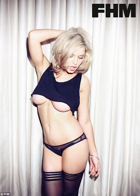 amazing sexy Helen Flanagan FHM boobs