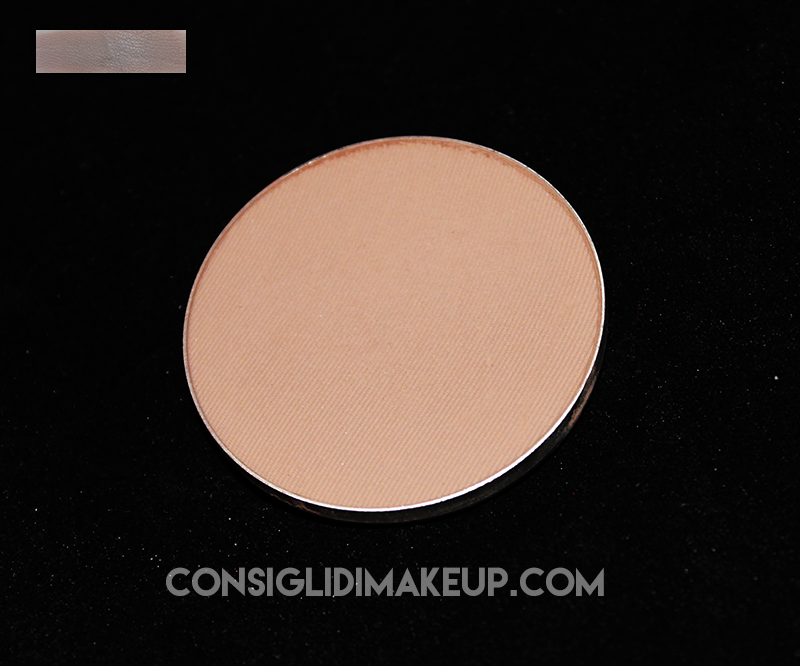 recensione swatch taupe mac cosmetics contouring