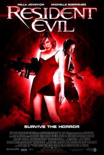 Saga Resident Evil (BRRip 1080p Dual Latino / Ingles)