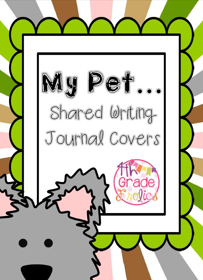 http://www.teacherspayteachers.com/Product/My-PetsShared-Writing-Journal-Covers-1286499