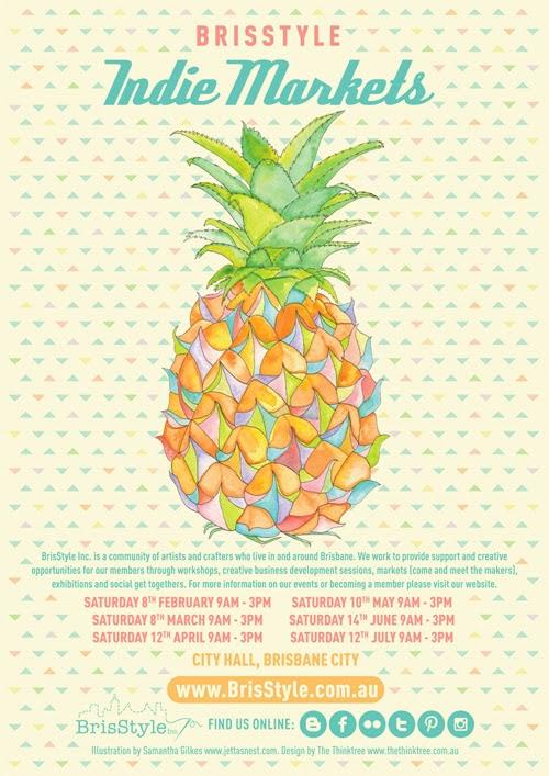 BrisStyle indie Market dates