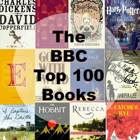 The BBC Top 100 Books
