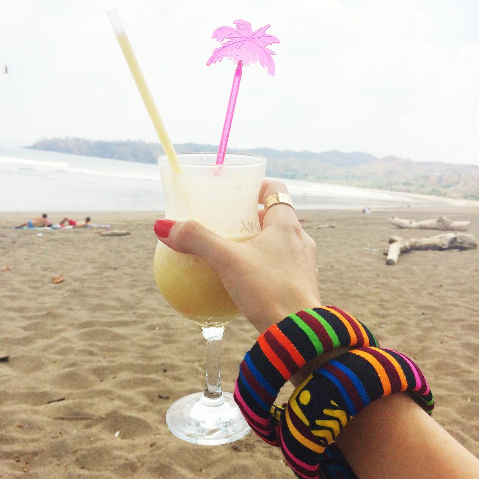 Piña Coladas at Paradise