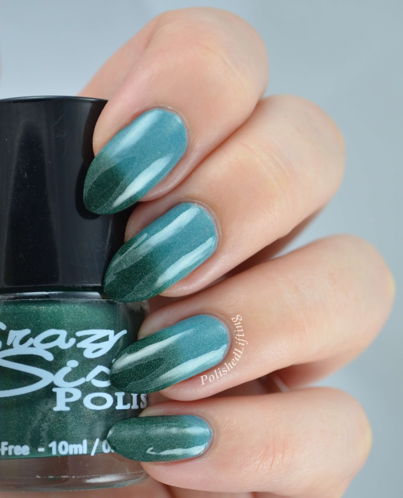 Crazy Sister Polish Peacock Princess