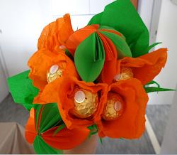 Origami Bouquet de Flores