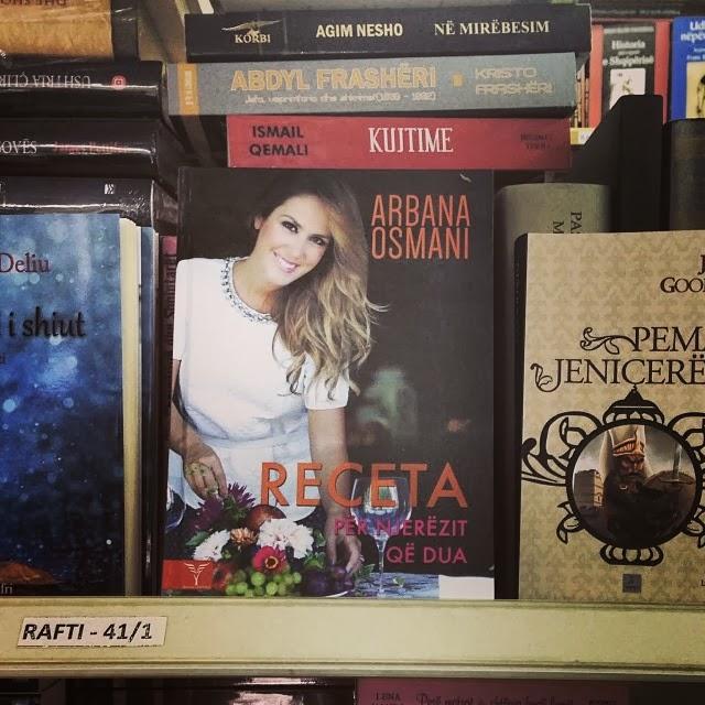 Libri i Arbanes ne librarite e Prishtines