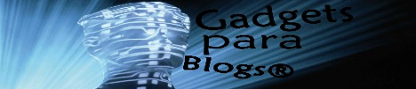 Todo Gadgets para Blogs