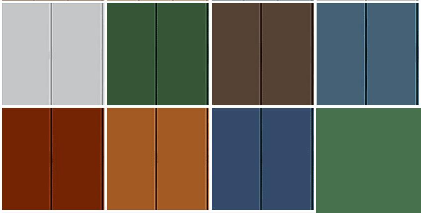Aluminum Cladding Texture : Sketchup texture metals panels