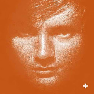 "Ed Sheeran's debut album ""Plus"""