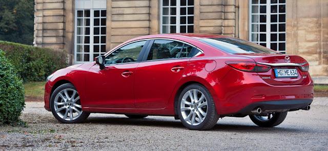 Новая Mazda 6 2013