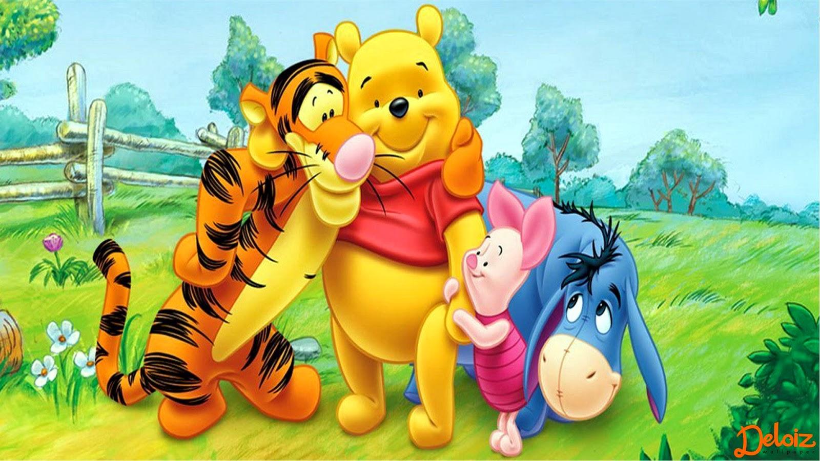 Wallpaper Winnie The Pooh HD
