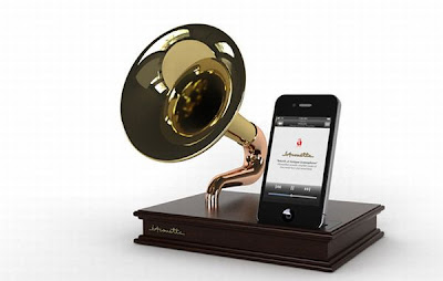 Cool and Innovative iPhone Amplifiers (15) 10