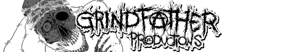 Grindfather Productions - Underground grindcore label, merchandise dealer & distro