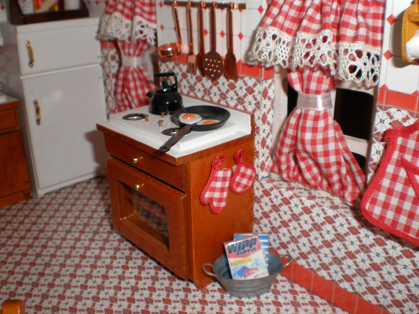Las miniaturas de eugenia cocinas y cacharros for Cacharros cocina