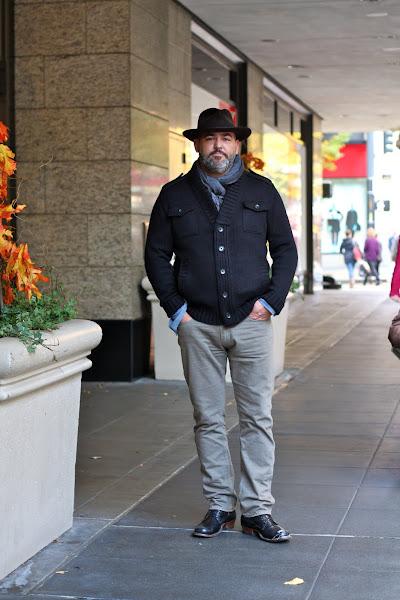 Seattle Street Style Menswear