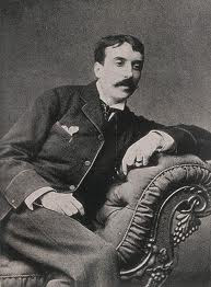 Eça de Queiroz , escritor do século 19 realista pragmático e contundente