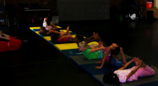 charlotte nc beginner gymnastics class children