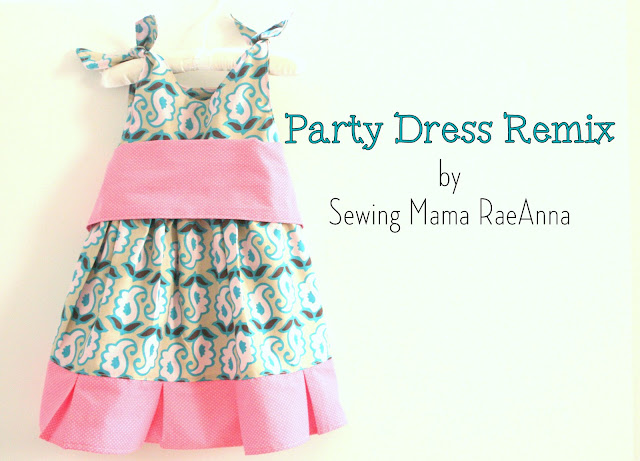 party dress sewing tutorial